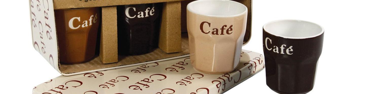 Un juego de tazas de caf perfecto para regalar el d a de for Juego tazas cafe