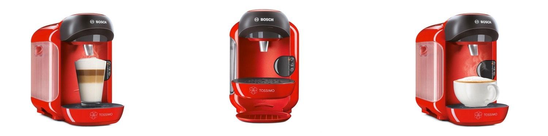 Bosch Tassimo Vivy - Cafetera espresso automatica multi bebidas - Opinión y análisis