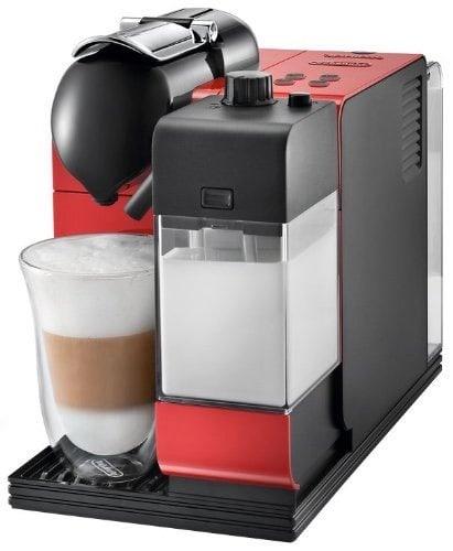Nespresso Lattissima EN520R de DeLonghi - Cafetera de capsulas Nespresso - Opinión