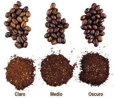 El tostado del grano de café
