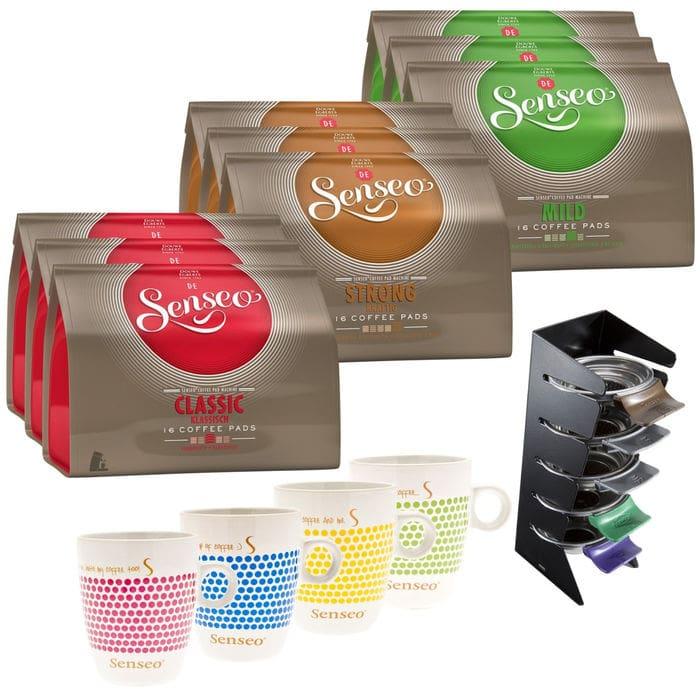 Senseo Set Oficina XL: el pack perfecto para la primera cafetera Senseo en tu oficina