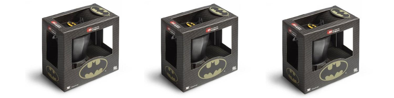 Batman The Dark Knight Italian Espresso Coffee Pot - ¿La cafetera de Batman?