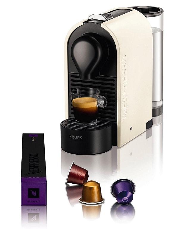 Nespresso U Creamy XN2501 P4 Krups