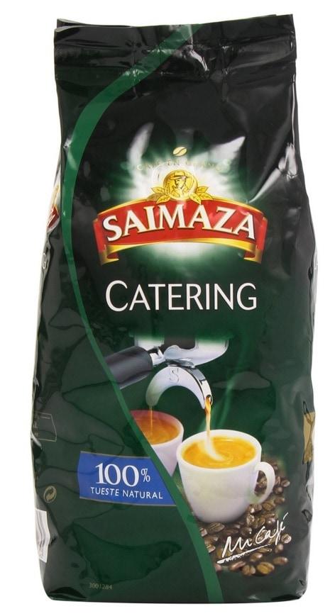 Café en grano recomendado por calidad-precio (y sabor): Saimaza catering