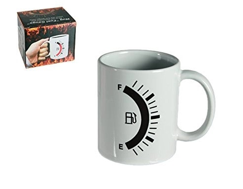 Taza con indicador de temperatura de OUT OF THE BLUE