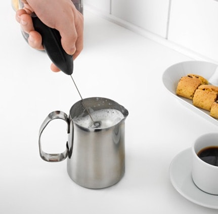 Cu l es el espumador batidor de leche para casa m s - Mas barato que ikea ...