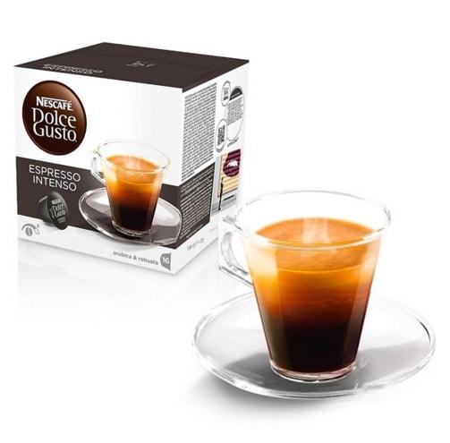 Cápsulas de café Nescafé Dolce Gusto Espresso Intenso en oferta