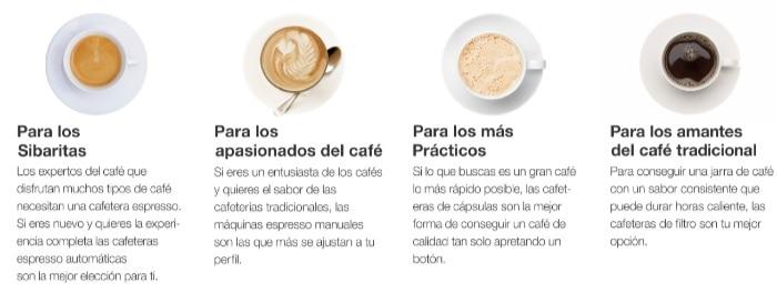 Tienda especializada en café
