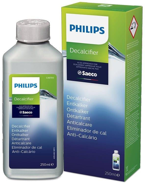 Philips CA6700/10 - Descalcificador para máquinas de café espresso manuales y automáticas