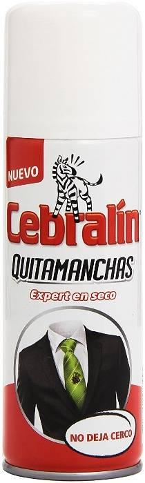 Cebralin - Quitamanchas - Expert en seco - 200 ml