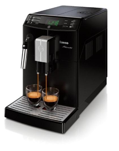 Saeco Minuto - Cafetera espresso super automática