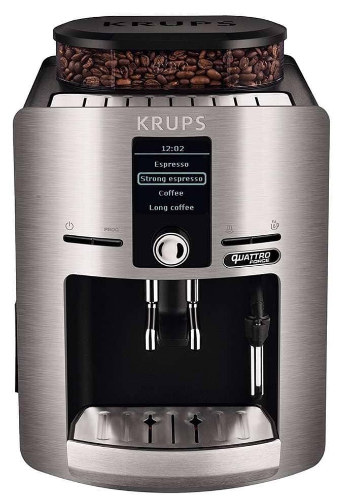 Krups Espresseria QF EA82FB10 - Cafetera super-automática