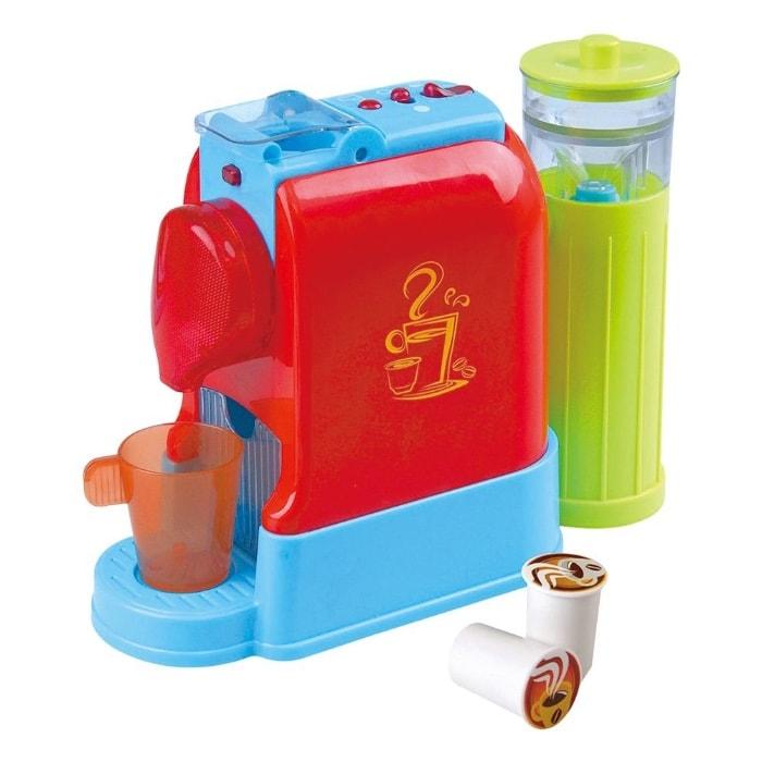Playgo - Cafetera gourmet eléctrica con accesorios