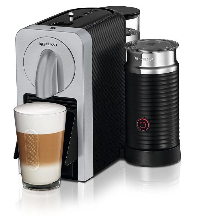 Nespresso DeLonghi Prodigio & Milk