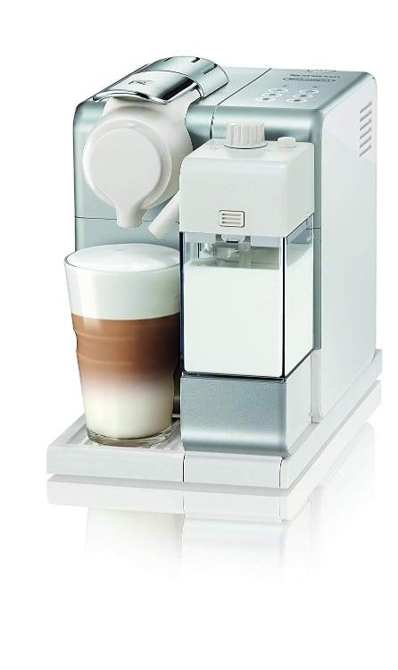 Nespresso De'Longhi Lattisima Touch Animation EN560.S Cafetera de capsulas