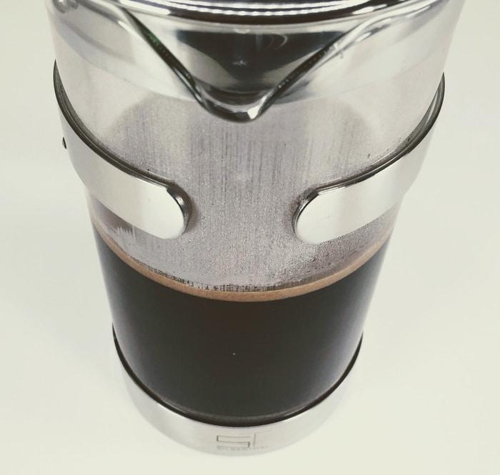 SILBERTHAL Cafetera émbolo 1 litro