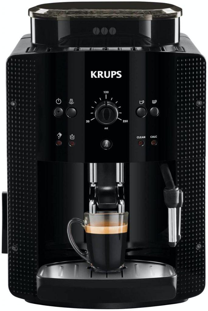 Krups Roma EA81R870 - Cafetera súper-automática