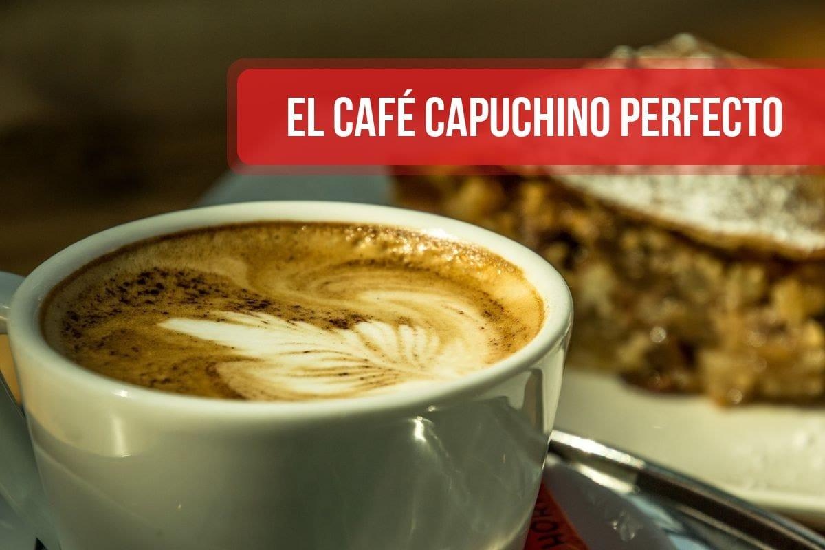 cafe capcuhino perfecto
