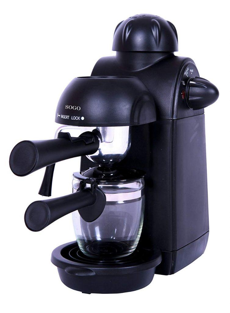 Sogo Semi Espresso