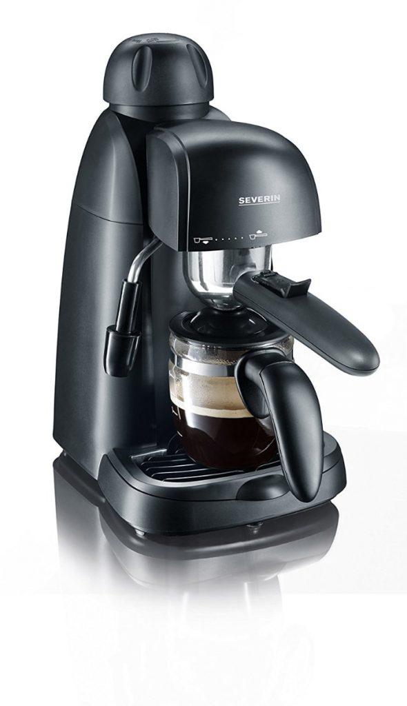 Severin KA 5978 - Cafetera hidropresión
