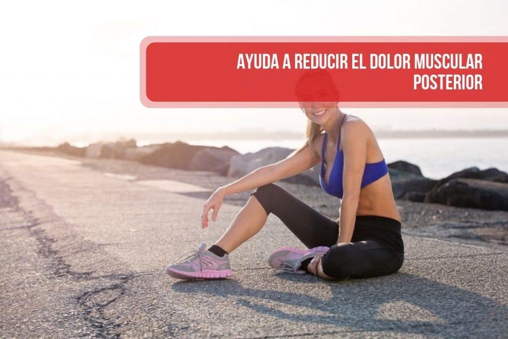 Tomar dos tazas de café antes de hacer ejercicio te ayuda a reducir el dolor muscular posterior