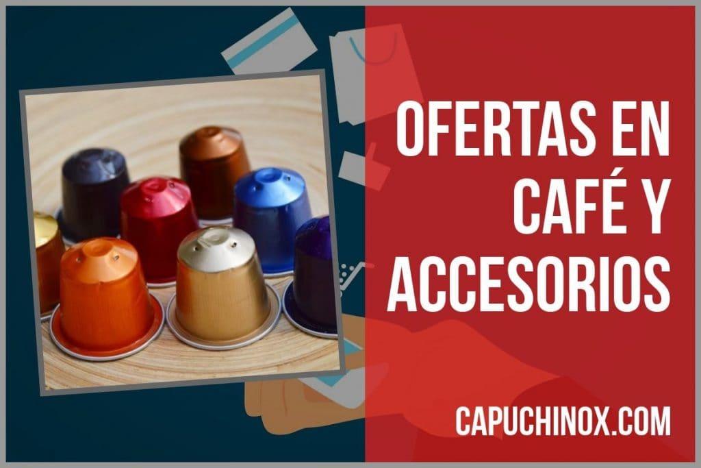 Ofertas en café y accesorios