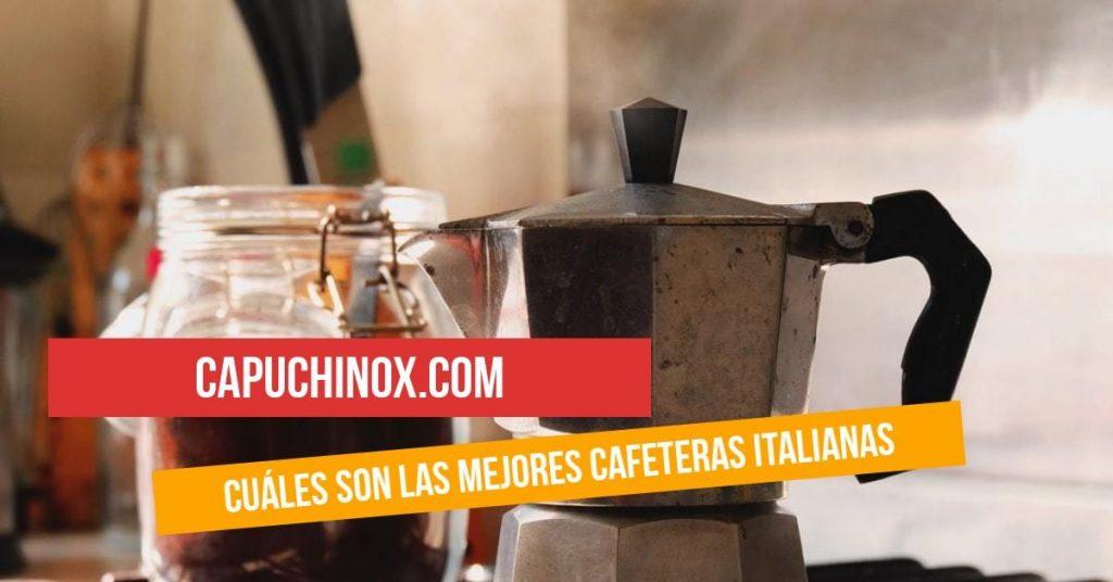 Cuáles son las mejores cafeteras italianas