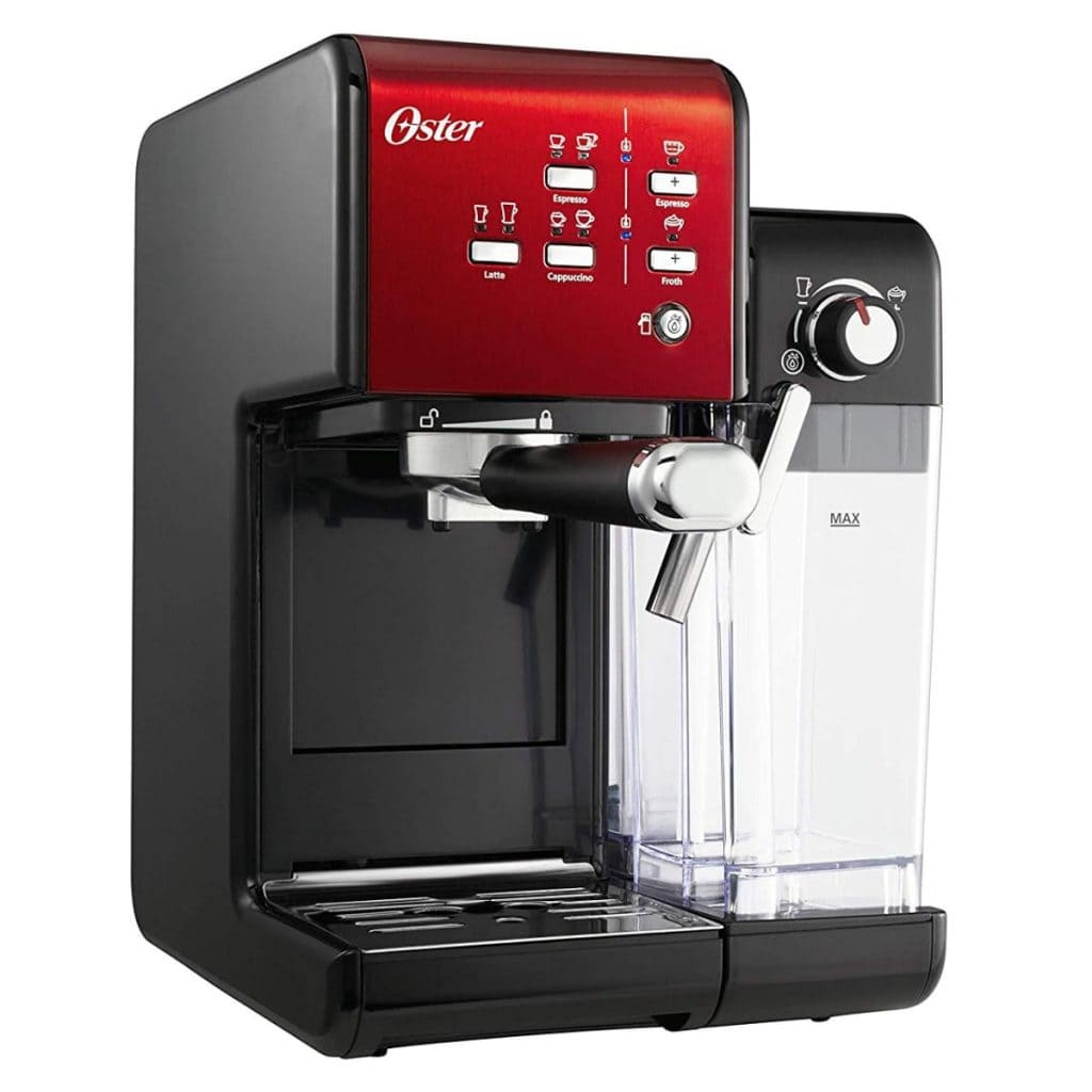 Cafetera Oster Prima Latte II