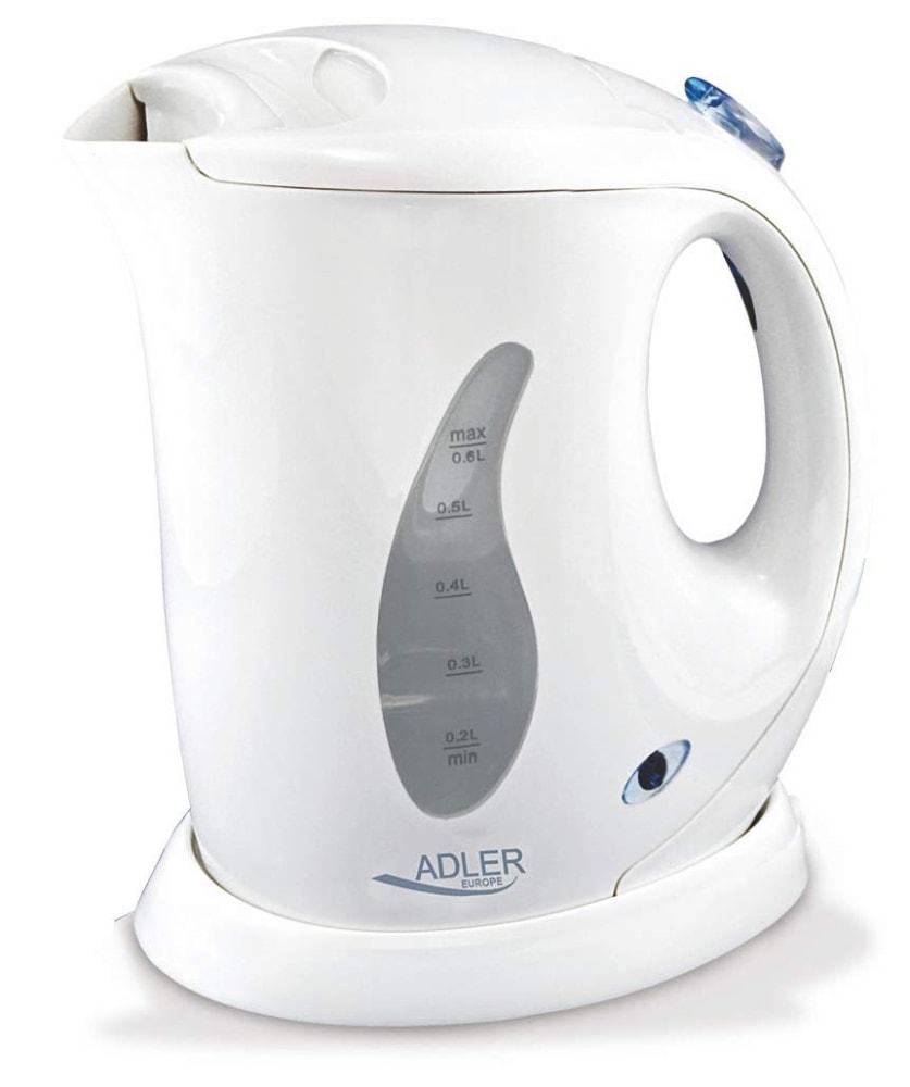 Adler AD 02 Hervidor de agua Eléctrico de plástico libre de BPA