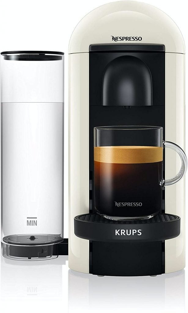 Cafetera Nespresso Krups VertuoPlus