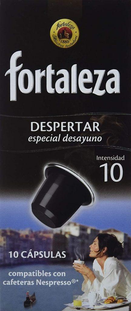 Café Fortaleza Despertar - 10 cápsulas
