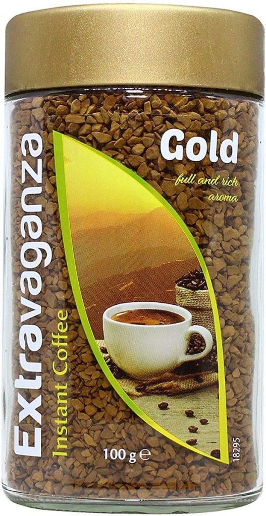 Extravaganza - Café soluble Gold, 100 g