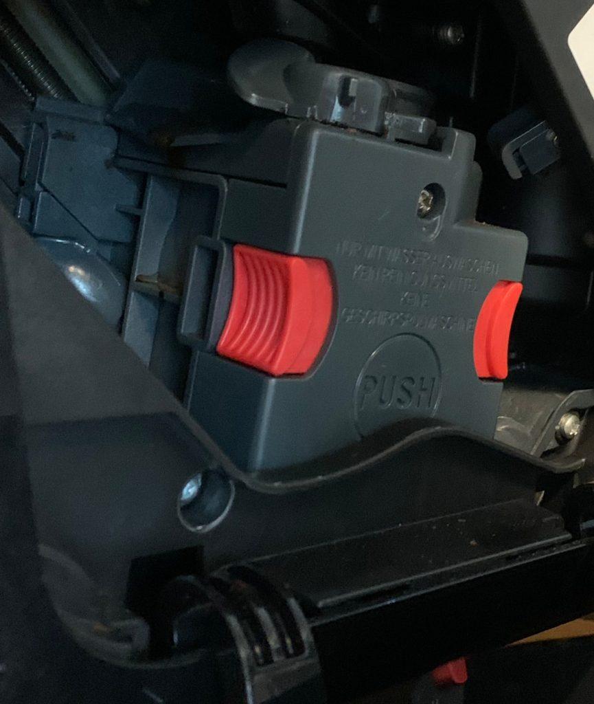 De'Longhi Autentica Plus ETAM 29.620.SB: interior lateral