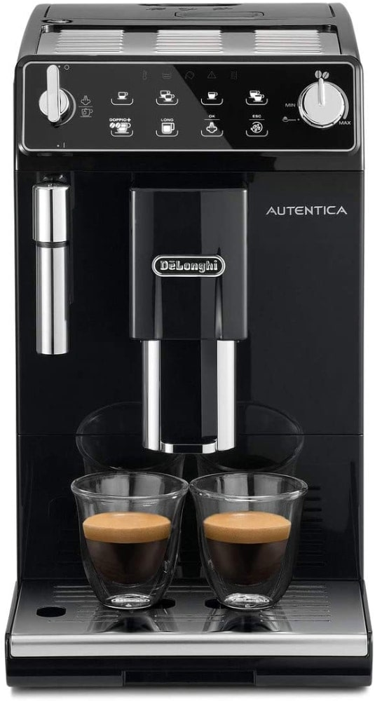 De'longhi Autentica - Cafetera Superautomática para Espresso y Cappuccino
