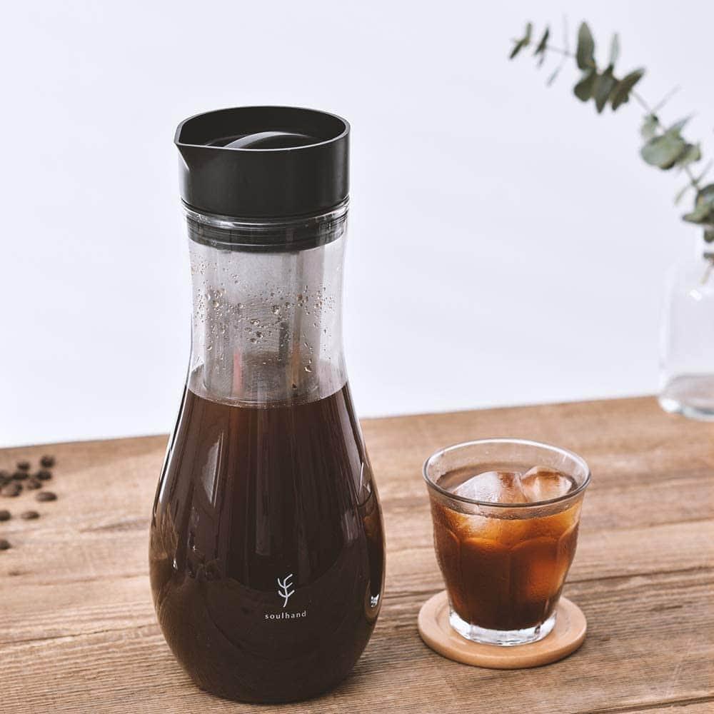 Soulhand - Cafetera de café para Cold Brew