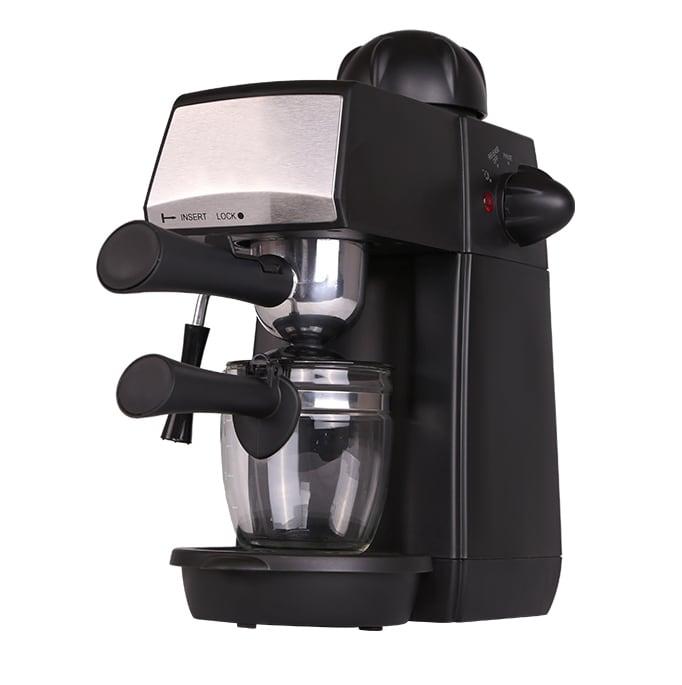 Grunkel - CAFPRESO-H5 BAR - Cafetera espresso con 5 bares