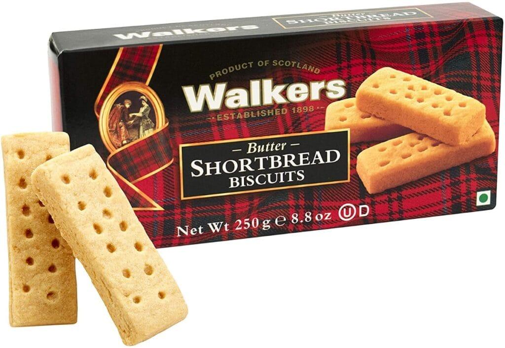 Galletas de mantequilla Shortbread de Walkers